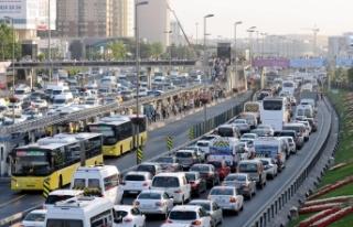 İstanbul'un trafiğinde yeni dönem