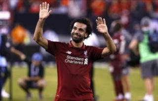 Liverpool, Salah ile kazandı