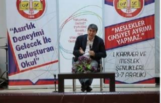 """Menderes Türel: """"Antalya'yı rakipsiz hale getireceğiz"""""""