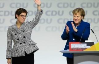 Merkel'in halefi belli oldu
