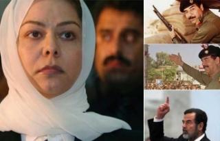 Saddam Hüseyin'in kızı Iraklılara bu mesajı...