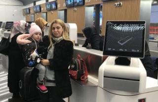 THY, İstanbul Havalimanı'ndan Trabzon'a ilk...