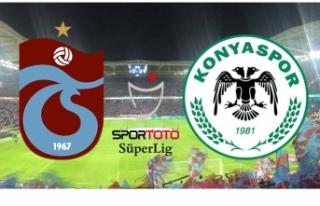 Trabzonspor Konyaspor beIN Sports izle - Trabzonspor...