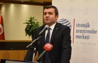'Türkiye ABD'deki FETÖ soruşturmalarını...