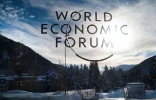 110 ülkenin katıldığı Davos Zirvesi başlıyor