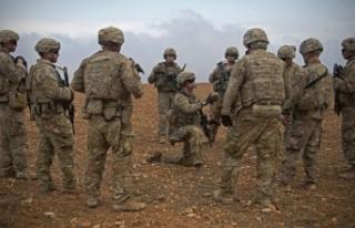 ABD'den flaş hamle! Suriye'ye ek asker...