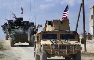 ABD Suriye'den ekipman çekmeye başladı iddiası
