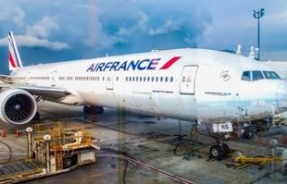 'Air France' yeniden Türkiye'de