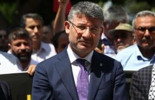 AK Parti'nin Belediye Başkan Adayı saldırıya...