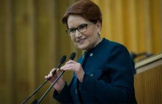 Akşener 6 belediye başkan adayını açıkladı