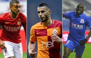 Alan, Demba Ba, Belhanda... İşte Galatasaray'da...