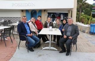 Antalya Büyükşehir'den okul birincilerine 5 Yıldızlı...