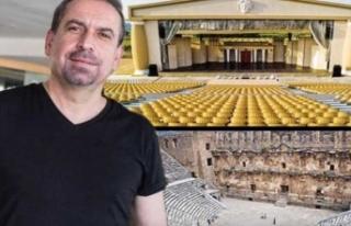 Aspendos'taki kavgada Mustafa Erdoğan'a tahliye...
