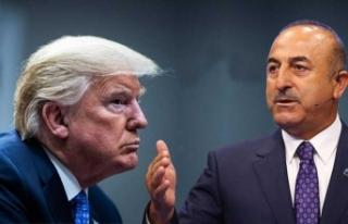 Bakan Çavuşoğlu: Hiçbir tehdide pabuç bırakmayız