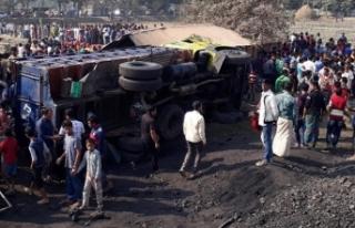 Bangladeş'te feci kaza! Çok sayıda ölü var