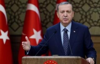 Başkan Erdoğan'dan Adana Mutabakatı vurgusu
