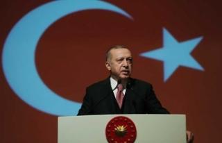 Başkan Erdoğan: 'Adana Mutabakatı'nı...