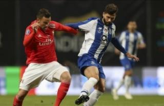 Benfica Portekiz Lig Kupası'nda elendi