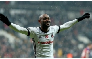Beşiktaş'ta ayrılık... İşte Vagner Love'ın...