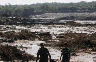 Brezilya'da büyük facia... 200 kişi kayıp