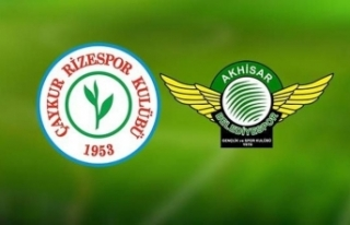 Çaykur Rizespor Akhisarspor canlı izle - Çaykur...