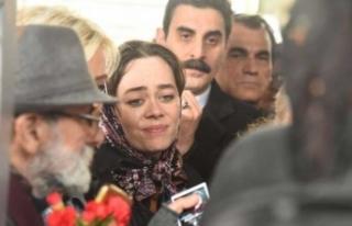 Cenazede fotoğraf kavgası... 'Bizim acımız...