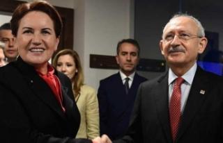 CHP ile İYİ Parti arasında krize neden olan iki...