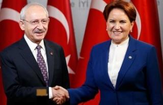 CHP ve İYİ Parti ittifakta anlaştı... 22 büyükşehir,...