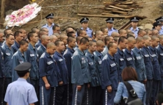 Çin'de 'üst düzey' mahkumlara 'ayrıcalıklı'...