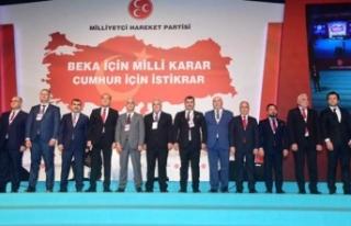 Cumhur İttifakı adayı Sözlü'ye başkentte sevgi...