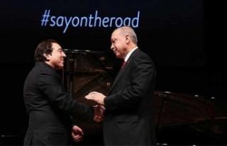 Cumhurbaşkanı Erdoğan'dan Fazıl Say yorumu:...