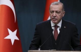 Cumhurbaşkanı Erdoğan'dan kritik Irak mesajı