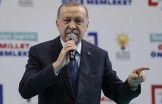 Cumhurbaşkanı Erdoğan: 'Esaslı bir ders vereceğiz'