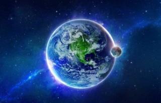 Dünya'nın 4,4 milyar önce çarpışmasıyla ortaya...