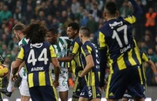Fenerbahçe Ümraniyespor karşısında nasıl tur...