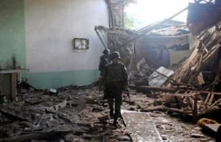 Filipinler'de kiliseye saldırı! 19 ölü