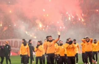 Galatasaray 2. yarıya evinde başlıyor