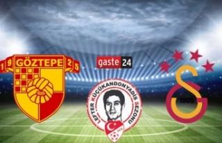 Göztepe Galatasaray canlı izle - Göztepe Galatasaray...
