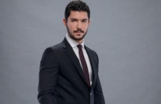 Halka dizisinin Kaan Karabulut'u Kaan Yıldırım...