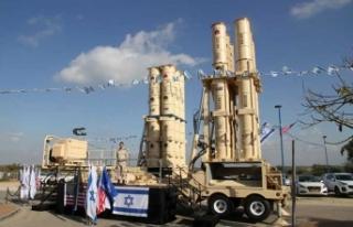 İsrail yeni füze savunma sistemini test etti