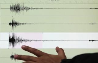 İzmir'de 4,3 büyüklüğünde deprem