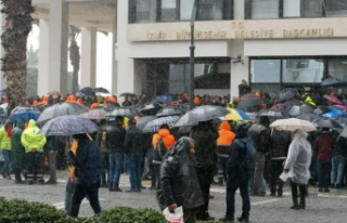 İzmir ESHOT çalışanları neden iş bıraktı?...