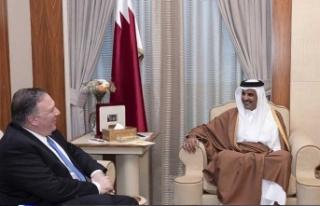 Katar ile ABD arasında imzalar atıldı... Asker...