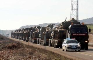 Komando birlikleri İdlib sınırında!