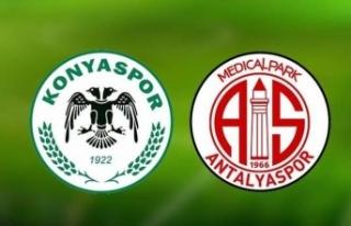 Konyaspor Antalyaspor canlı izle - Konyaspor Antalyaspor...