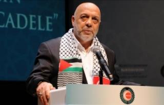 'Kudüs'ü özgürleştirmeyi başkalarından...