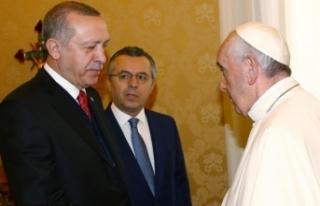 Lütfullah Göktaş Vatikan Büyükelçiliğine atandı