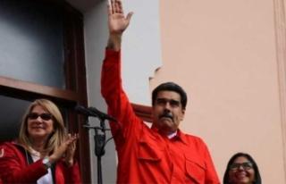 Maduro 72 saat süre verdi, ABD 'eski başkan'...