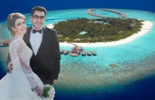 Maldivler tuzağı... Doktor çift düğüne 10 günü...