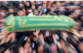Mehmet Kantarcı Hocaefendi'yi sevenleri uğurladı